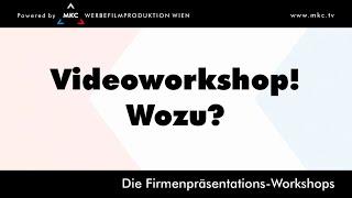 MKC Workshop 2020 TEASER 1 - Wozu ein Videoworkshop?
