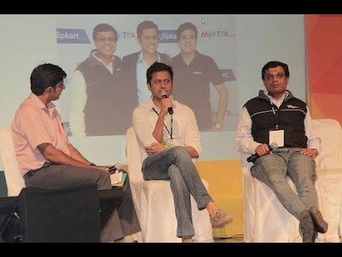 Flipkart and Myntra Merger : Sachin and Mukesh Bansal at UnPluggd