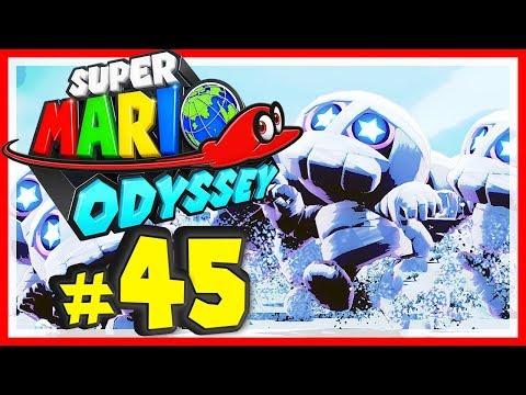 SUPER MARIO ODYSSEY # 45 🎩 Sphinx-Quiz und Angeln mit Lakitu! [HD60] Let's Play Super Mario Odyssey