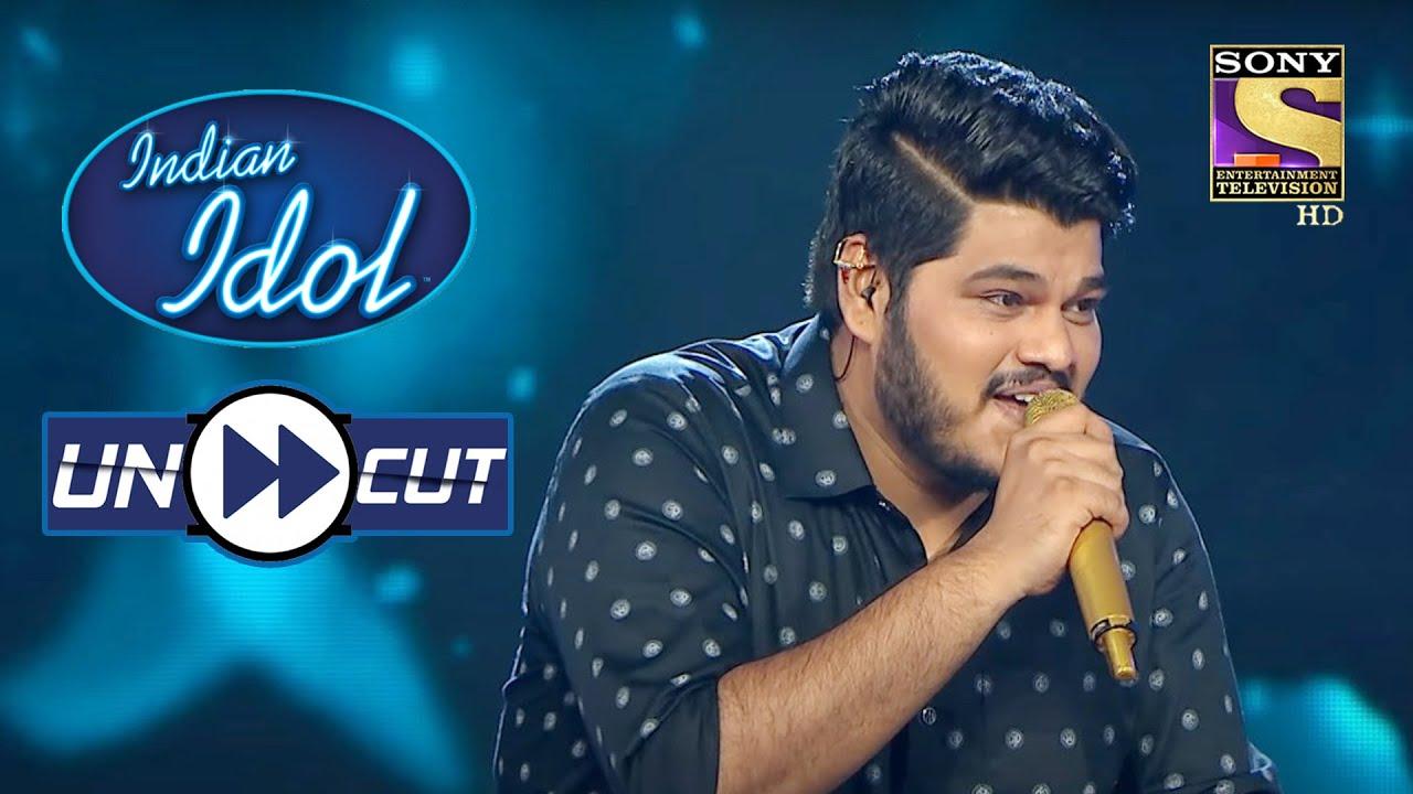 Ashish's Soothing Performance On 'Chanda Re Chanda' | Indian Idol Season 12 | Uncut