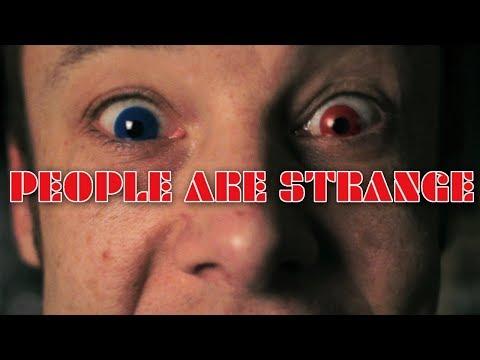 People Are Strange (cover By Leo Moracchioli)