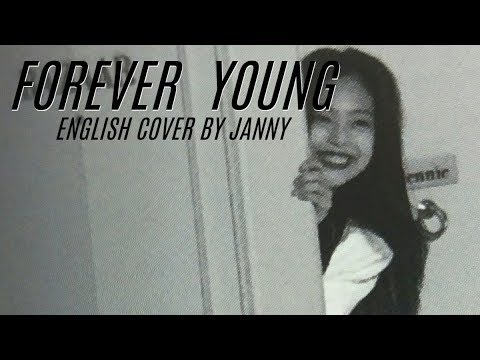 🎱 BLACKPINK - FOREVER YOUNG | English Cover by JANNY