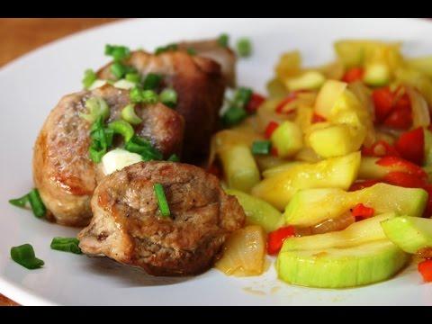Как вкусно приготовить свиную вырезку на сковороде
