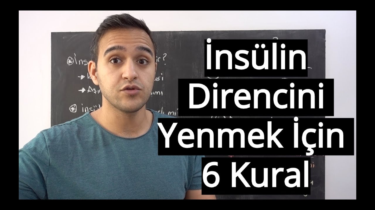 6 Rule To Overcome Insulin Resistance Dr Can