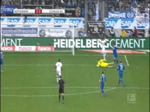 1899 Hoffenheim : Schalke 04 / 7.Spieltag 13/14 (3:3)