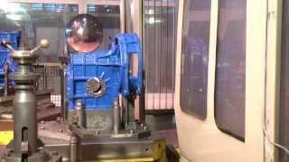 видео Установка шахтного грузового подъемника 500 кг в Красноярске