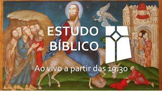Estudo Bíblico - Mateus 21.1-46