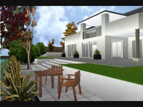 3D Design Project Demo 3D Virtual Garden Tour - Youtube