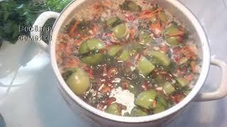 Квашенные помидоры с горчицей.  Бабушкин рецепт