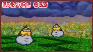 Paper Mario - The Lakitu Maze & The Selfish Rose - Episode 53