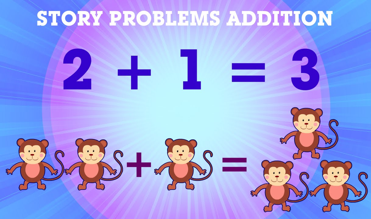 Learn Addition using Story | Elementary Maths Concept for Kids ...