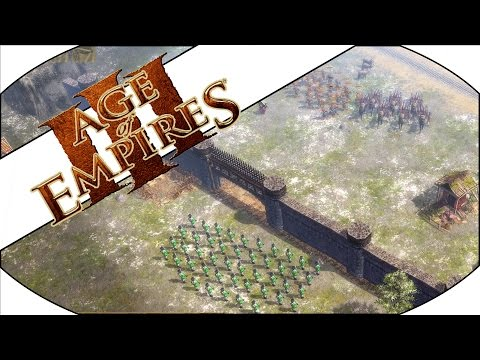 GERMAN MERCENARY STRATEGY - Age of Empires III Multiplayer Gameplay!