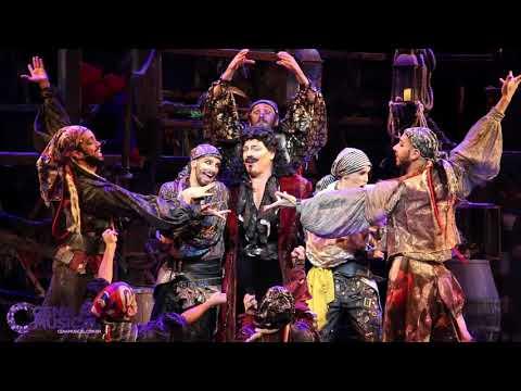 Peter Pan, O Musical - 'Valsa do Capitão' (Capitain Hook's Waltz)
