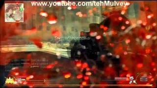MW2: New Hidden Sniper? - A Barret 50 .Cal Mix w/ WA2000
