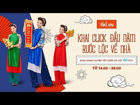 Tiki.vn - Tập 3 - Bích Phương Chia Sẻ Tip Trang Điểm Phong Cách Cô Gái Mùa Xuân