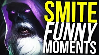 THE ONE-HIT APHRODITE! (Smite Funny Moments)