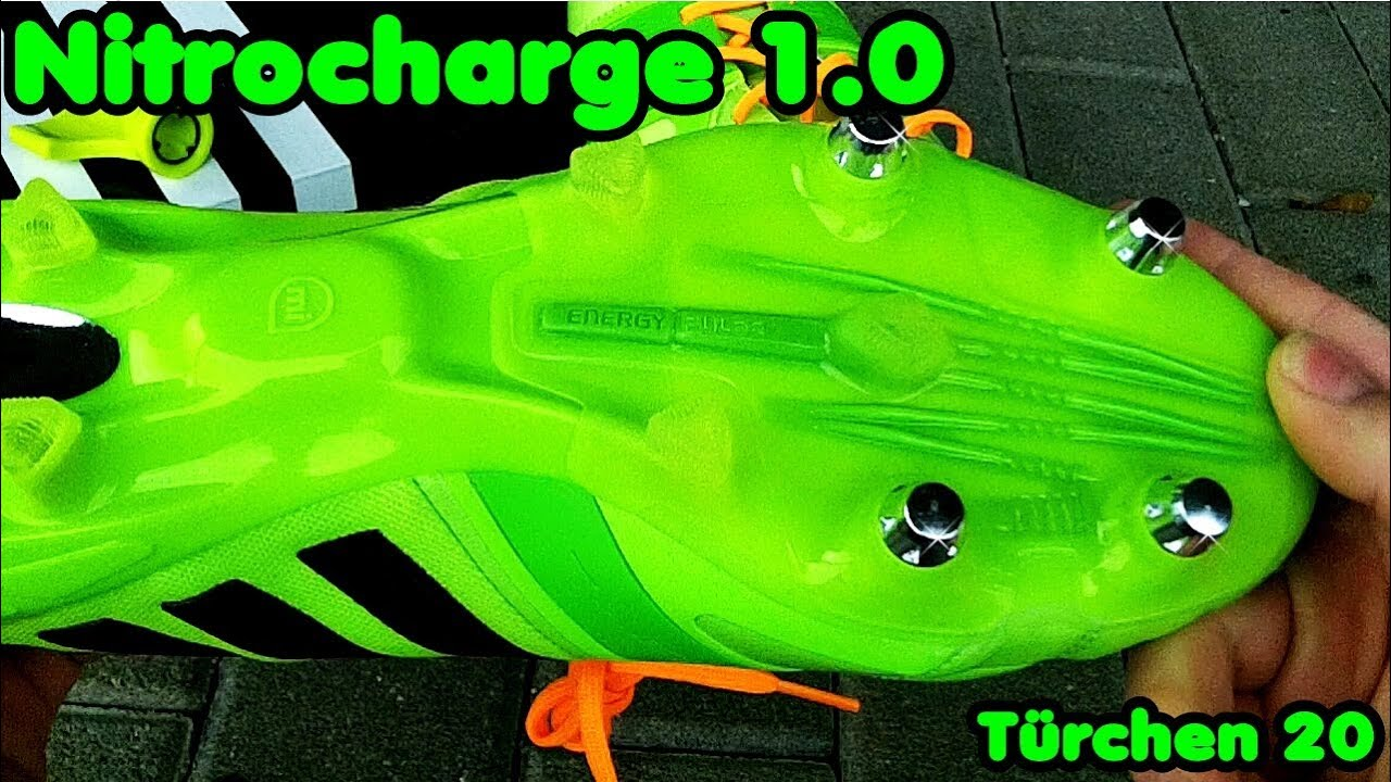 sports shoes ec859 66f3a Review Nitrocharge 1.0 XTRX SG - ADVENTSKALENDER NO.20