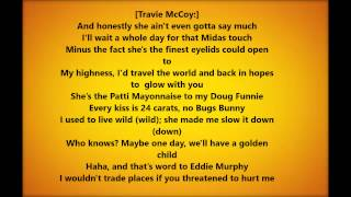 Travie Mccoy ft. Sia Golden Lyrics