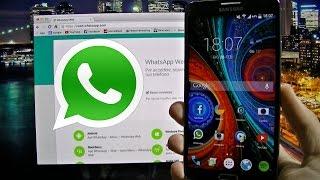 Come Usare WhatsApp dal Computer con WhatsApp Web