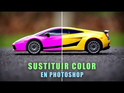 Sustituir Color En Photoshop (3 Métodos)