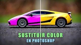 Sustituir color en Photoshop (3 métodos)