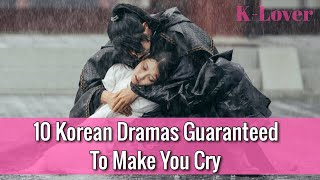 10 Korean Dramas Guaranteed To Make You Cry