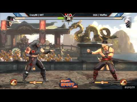 UFGT9 MK9 TOP 8 All Matches and Grand Final