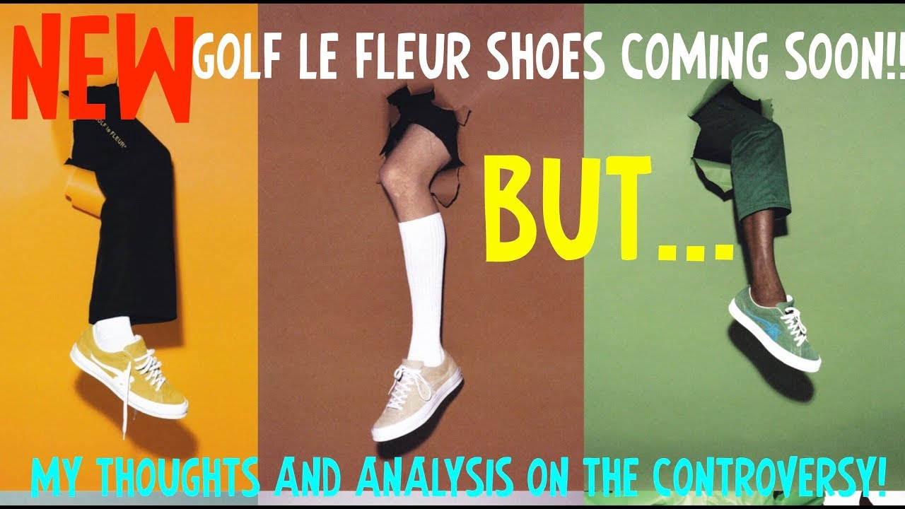 New Golf Le Fleur Shoes From Fashion Show Coming Very Soon But Youtube