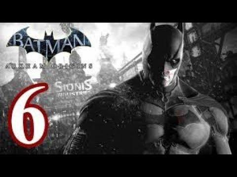 Batman Arkham Origins -Part 6 : The Steel Mill