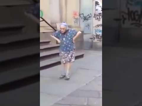 Видео старушки зажигают фото 562-778