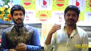 Harish Shakthi Gayathri Ganesh Dance for Jimmikki Kammal   | Bigg Boss Tamil | Oviya | Galatta
