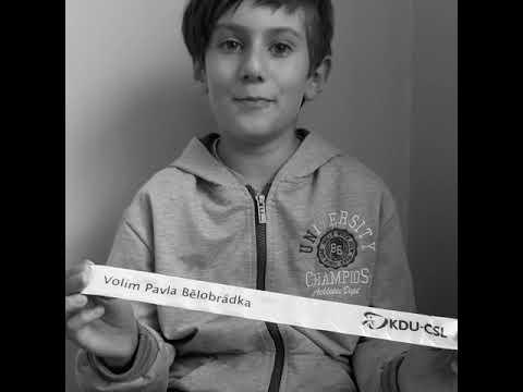 Volte Pavla Bělobrádka, volte KDU-ČSL