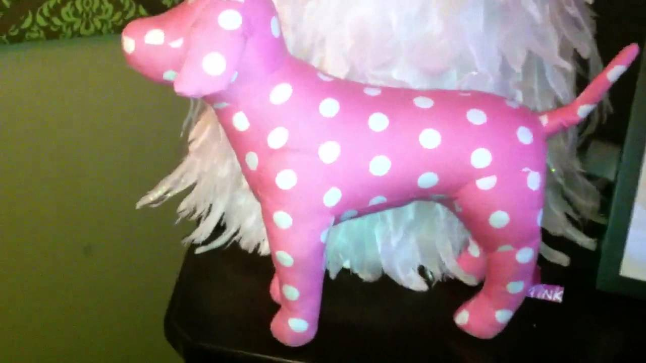 Victoria S Secret Pink Dog Collection Youtube