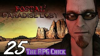 Let's Play Postal 2: Paradise Lost (Blind), Part 25: Obligatory Sewer Complex