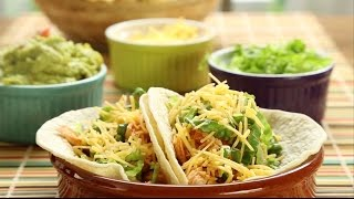 Chicken Recipes - How To Make Shredded Chicken Taco Filling