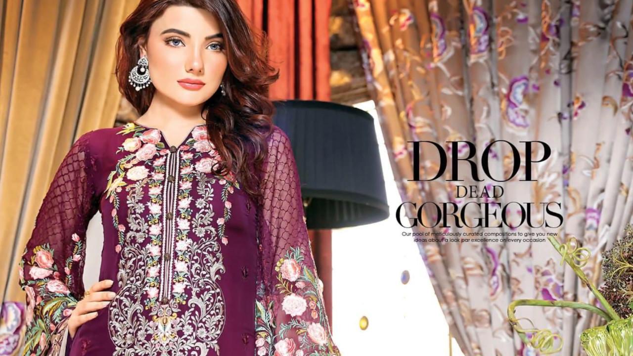 9060f7538e Ramsha Clothing Brand - YouTube