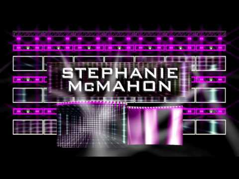 WWE STEPHANIE MCMAHON FIGURE STAGE ONLY thumbnail