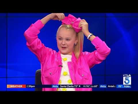 """JoJo Siwa Has a New Show """"JoJo Siwa: My World"""""""