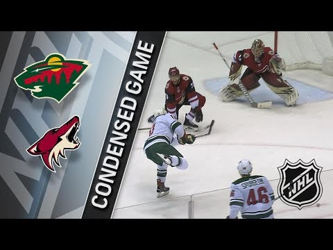 Minnesota Wild vs Arizona Coyotes – Mar. 01, 2018 | Game Highlights | NHL 2017/18. Обзор