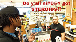 BUYING STEROIDS FROM THE GNC