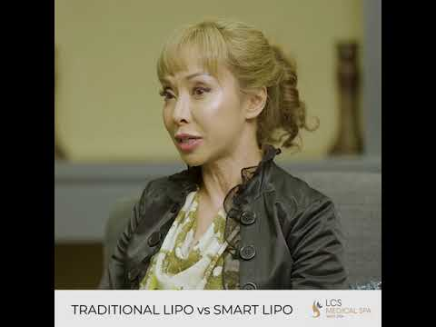 Traditional Liposuction vs. SmartLipo with Dr. Melanie Carreon