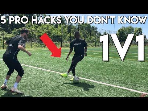 THE 1V1 HACKS YOU WISH YOU KNEW SOONER - DRIBBLING HACKS