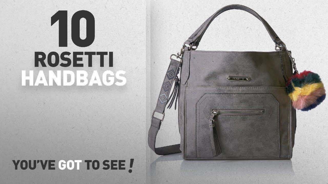 d1b1ba7112d6 Top 10 Rosetti Handbags  Winter 2018   Rosetti Benita Double Handle ...