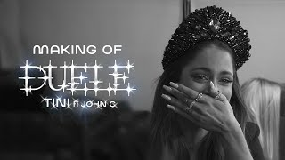 Making Of: ' Duele ' | TINI  ft. John C