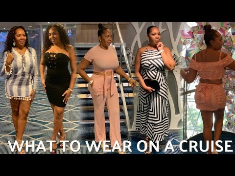 What To Wear On A Cruise LookBook | Symphony Of The Seas