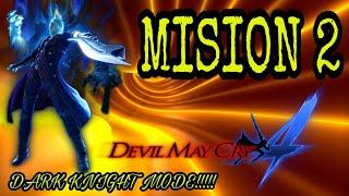 Devil May Cry 4 Guia en español (parte 1) (2018) Dark Knight Mode