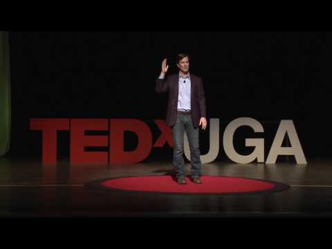Because of Baghdad: The power of a last love letter | Bart Newman | TEDxUGA