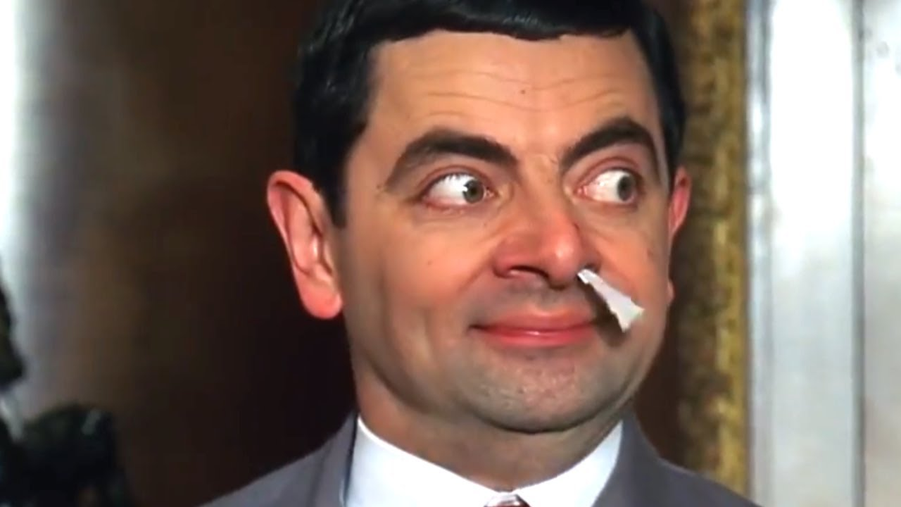 Tissue trouble funny clip mr bean official youtube tissue trouble funny clip mr bean official solutioingenieria Images