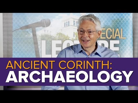 Ancient Corinth: Archaeology