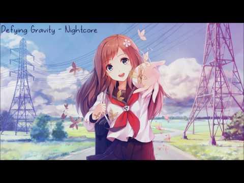 Defying Gravity - Nightcore [Lyrics]